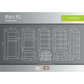 Mars KL szekrénysor