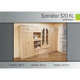 Szenátor 320 KL szekrénysor