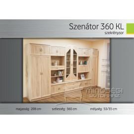 Szenátor 360 KL szekrénysor