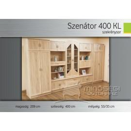 Szenátor 400 KL szekrénysor