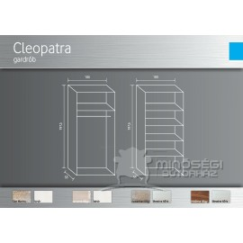 Cleopatra gardrób