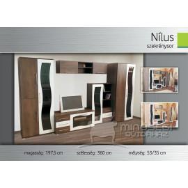 Nílus szekrénysor