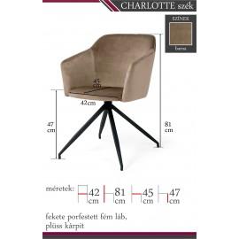 Charlotte szék